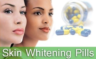 SKIN WHITENING PILLS AND CREAMS SKIN LIGHTENING