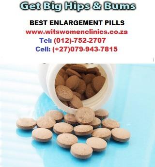 bum enlargement pills